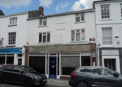 Town Centre freehold property over three floors