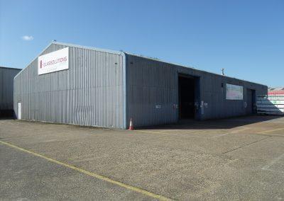 Production / Warehouse / Trade Building – Dodnor Estate