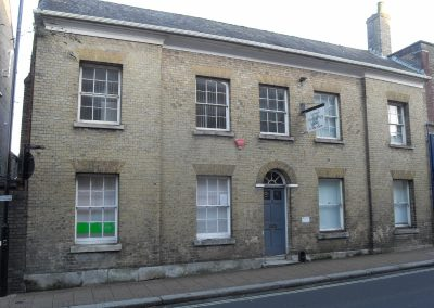 A Grade II Listed Freehold opportunity – early interest encouraged.
