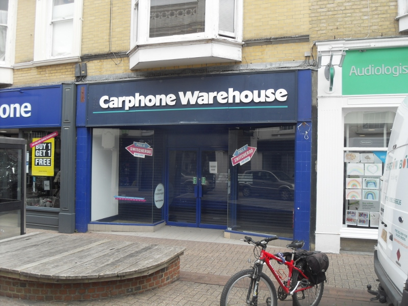 Prime located retail premises in the heart of Ryde
