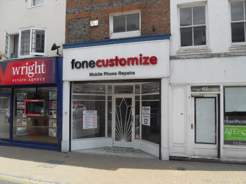A prime-located retail premises over two floors, within the Town Centre of Newport