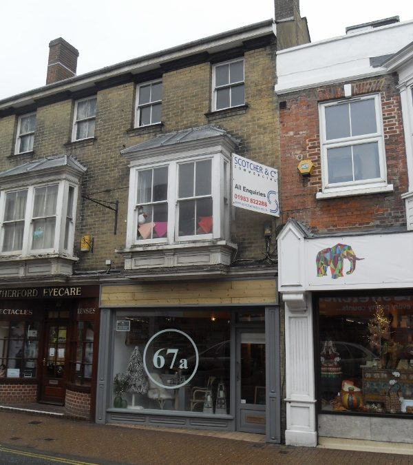 Two storey freehold opportunity within Newport