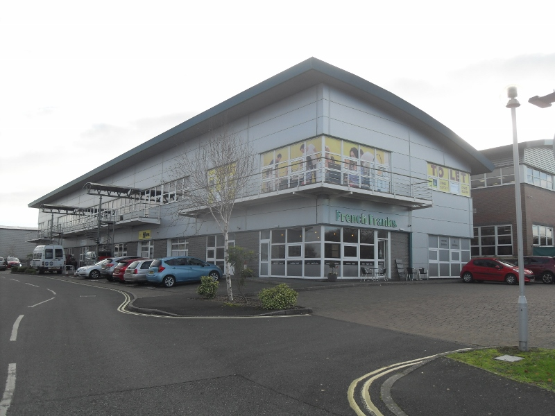 Last Remaining Available Unit within popular St Cross Business Park