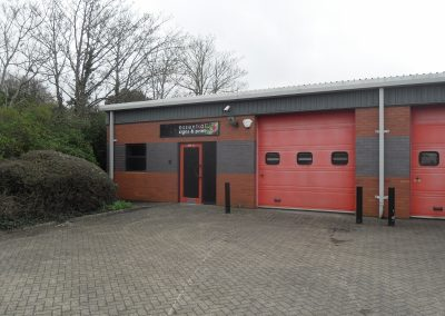 A well-placed unit on Rink Road Industrial Estate – suitable for a variety of occupiers.