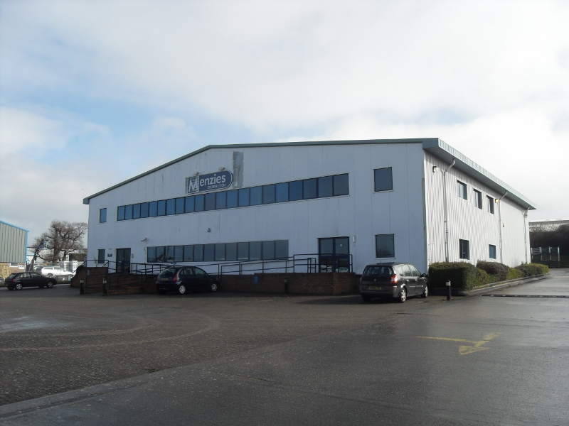 Warehouse and office accommodation with ample on-site parking