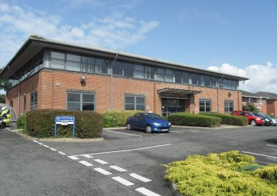 A well-presented and extensive detached office building – available to lease.