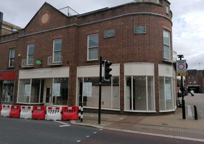 One of the most prominent retail units in Newport Town Centre – available to lease