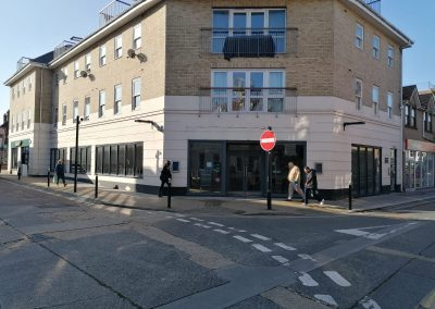 A prominent and well-fitted restaurant premises, available on a new lease.