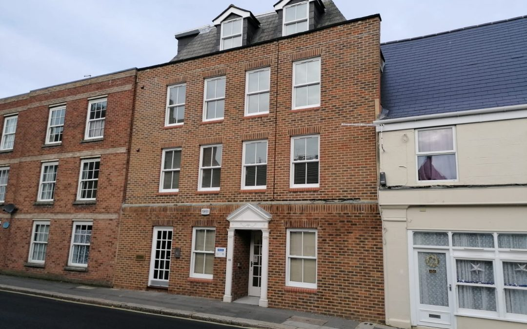 A residential/commercial investment opportunity in the Island's County Town