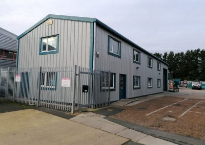 A modern detached warehouse/production facility in an excellent central Island location