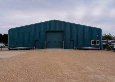 Extensive warehouse/production facility in central location – available to lease, or to purchase (with potential for a private mortgage arrangement)