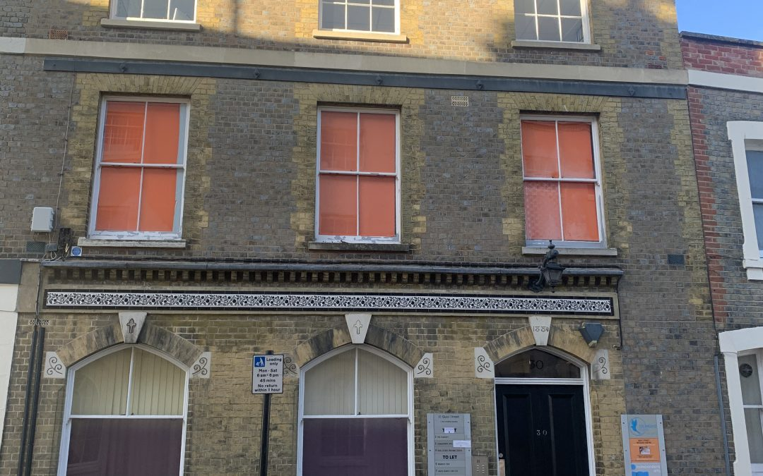 Ground Floor office suite available to lease within this Grade II Listed building