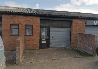 A mid-terrace unit of some 540ft² (50.17m²) GIA – available only due to the existing tenant's relocation.