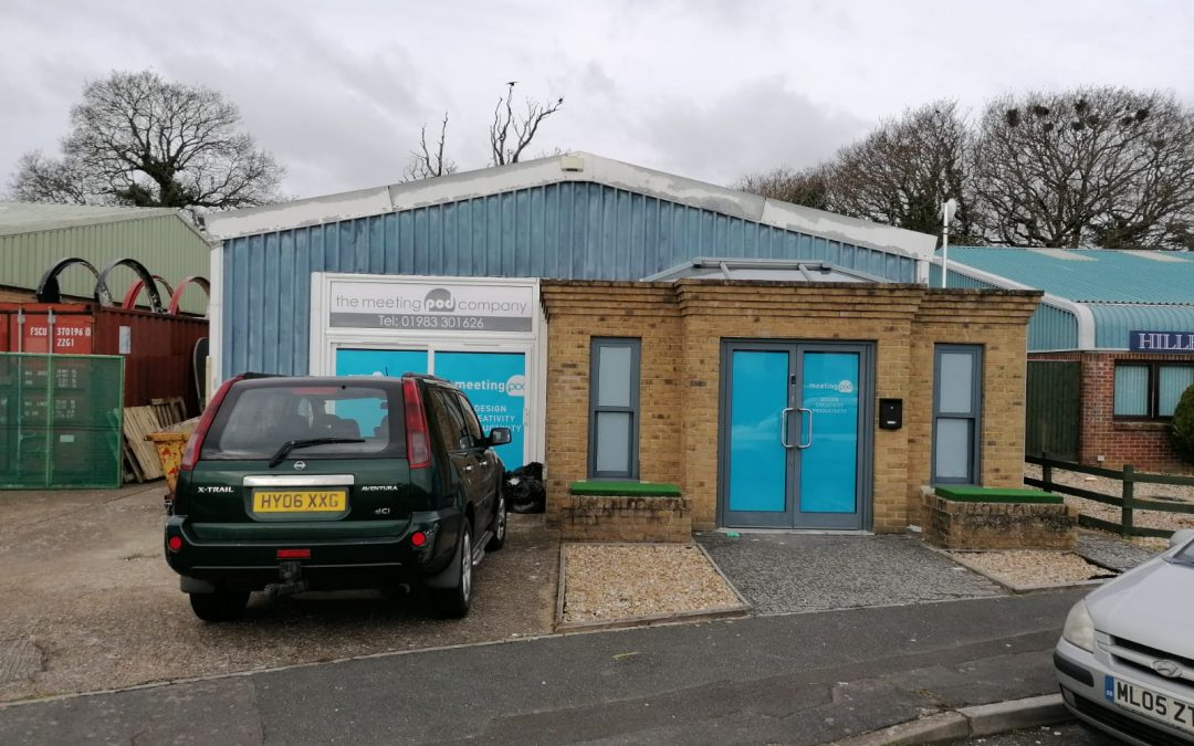 A detached commercial unit of some 3,000ft² (278.7m²) – only available due to the current tenant's relocation plans.