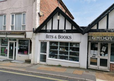 A compact Freehold shop for sale in this popular resort town