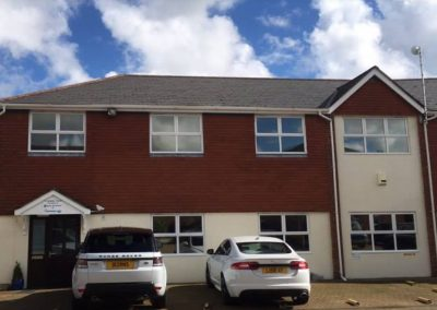A modern, mid-terrace office suite over two floors – available for sale only due to our client's relocation plans.