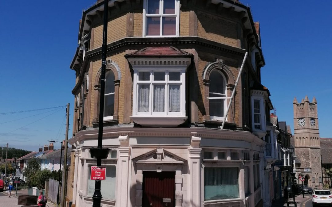 A rare opportunity to lease, or possibly purchase, this landmark building in the heart of Shanklin
