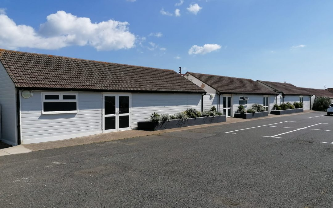 A choice of three single-storey units, suitable for a range of uses, within the popular IOW Pearl complex in the West Wight