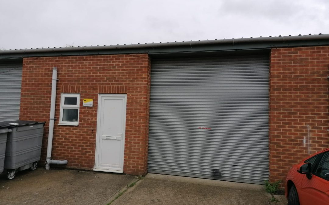 A modern mid-terrace workshop in this popular small business park – early interest is strongly encouraged.