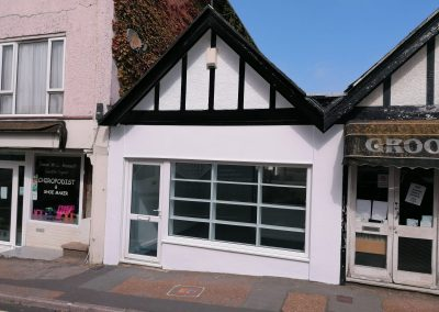 A rare opportunity to lease this manageable shop, recently refurbished to a high standard.