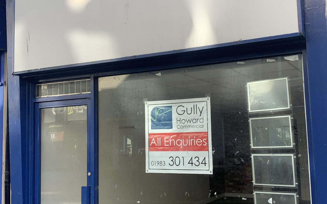 A prime-located commercial unit in the heart of Newport High Street – available now on a new lease.